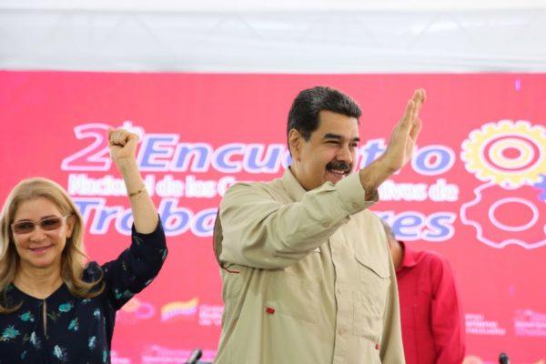 Maduro niega sobornos y dice que Trump