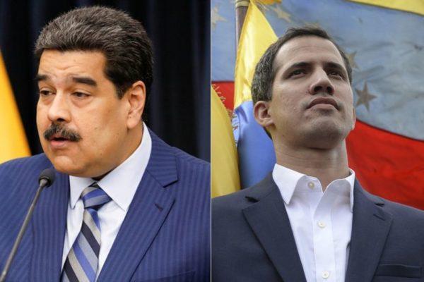 Maduro invita a la UE a las elecciones regionales y Guaidó agradece apoyo