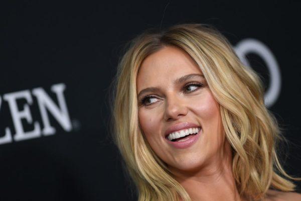 Scarlett Johansson encabeza lista de actriz mejor pagada de Forbes por segundo año