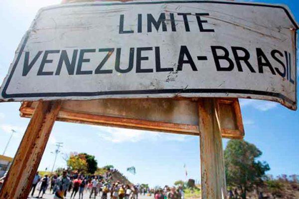 Brasil acoge a 213.000 venezolanos y hay 7.000 en campamentos fronterizos