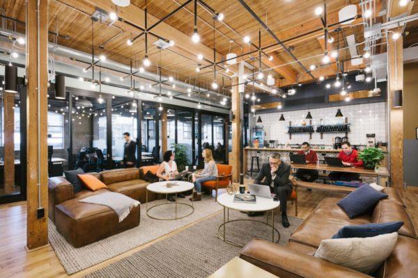 WeWork anunció intención de salir a bolsa por unos 1.000 millones de dólares