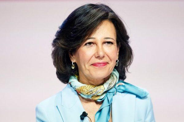 Presidenta del Santander afirma que la COVID-19 generará una economía más digital y ecológica
