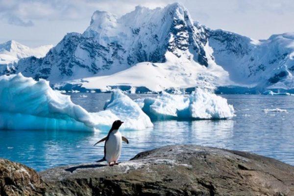 ¿Se está desmoronando la Antártida?