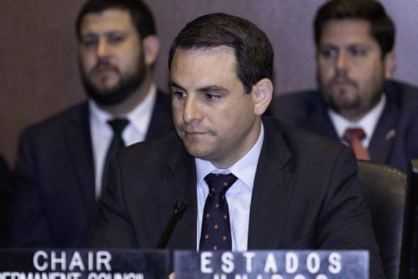 Trujillo: Trump coordinará más sanciones contra gobierno de Maduro con la UE