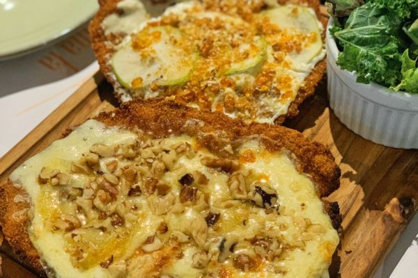 Gastronomía   Milanesas que hacen la diferencia
