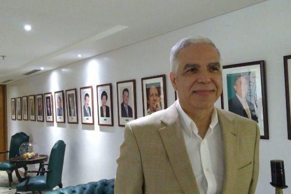 Gustavo Pulido (BVC): Negociación de Mercantil SF se hace con total normalidad