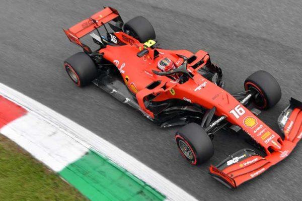 Leclerc logró en Monza su segunda victoria consecutiva en el Mundial de Fórmula Uno