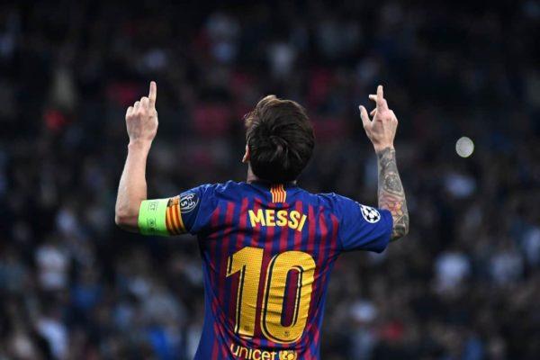Leo Messi, figura y carga del FC Barcelona