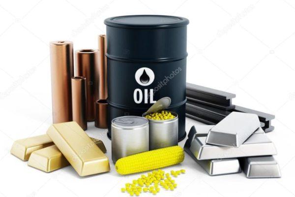 Comercio de materias primas