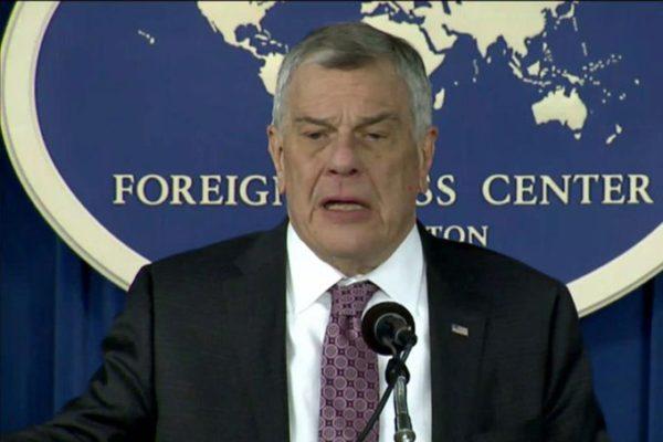 EEUU nombró un diplomático de línea dura para América Latina