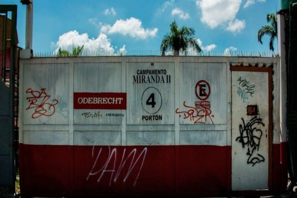 Ejecutivo cerró campamento de Odebrecht e iniciará acciones jurídicas por obras inconclusas