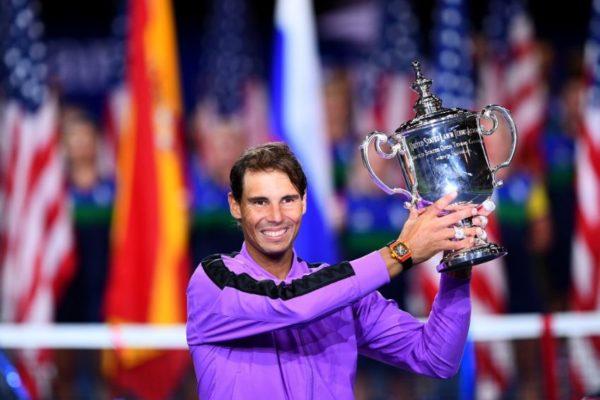 Nadal hace historia al ganar su cuarto US Open en una infartante final