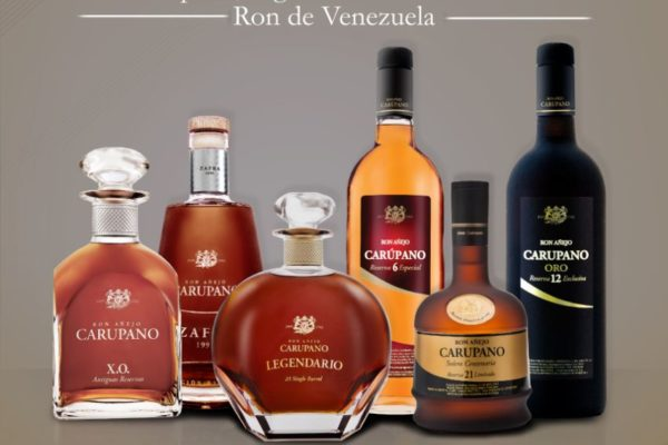 Ron Carúpano se suma a la campaña de donativos de alcohol contra el #Covid19