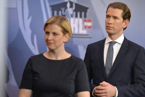 Conservador Sebastian Kurz derrota a la ultraderecha en Austria