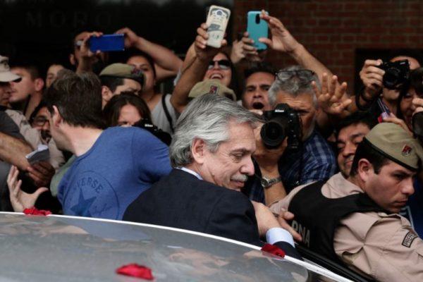 El «Peronismo» y Cristina regresan: Alberto Fernández es el nuevo presidente de Argentina