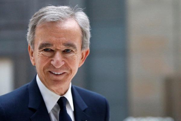 El hombre más rico de Europa ganó $5.100 millones en solo tres días y subió al podio global