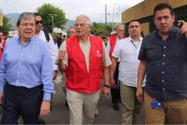 España donará 50 millones de euros para paliar crisis migratoria venezolana