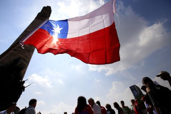 Comercio minorista en Santiago de Chile cae 18,5% por crisis social