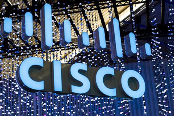 Cisco ganó 2.926 millones de dólares entre agosto y octubre