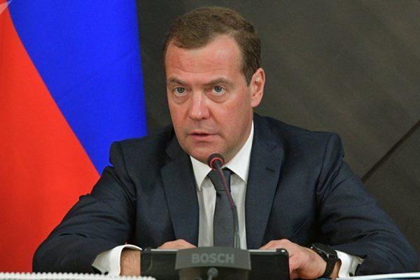 Medvedev: En Venezuela hay un solo presidente y es Maduro