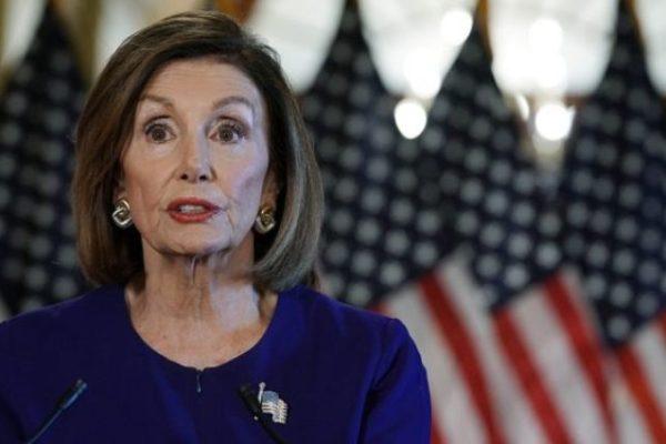 Demócrata Nancy Pelosi es reelegida presidenta de la Cámara de Representantes de EEUU