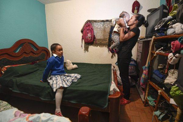 El calvario de los niños venezolanos en Colombia
