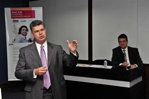 Pedro Pacheco (PwC): Empresas están amenazadas por la crisis local y riesgos globales