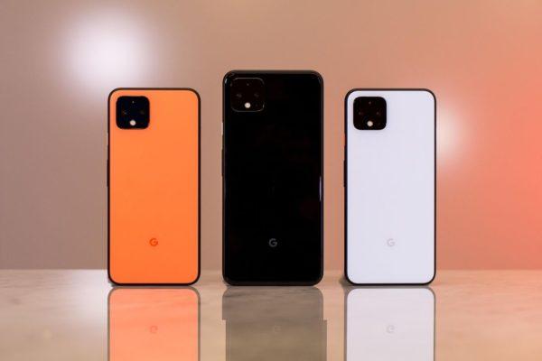 Google presentó su nuevo móvil Pixel 4 con el acento en privacidad y nueva cámara