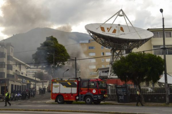 Las pérdidas económicas que han desatado las protestas en Ecuador