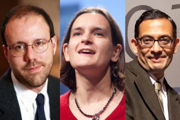 Tres investigadores estadounidenses sobre la pobreza ganan Nobel de Economía