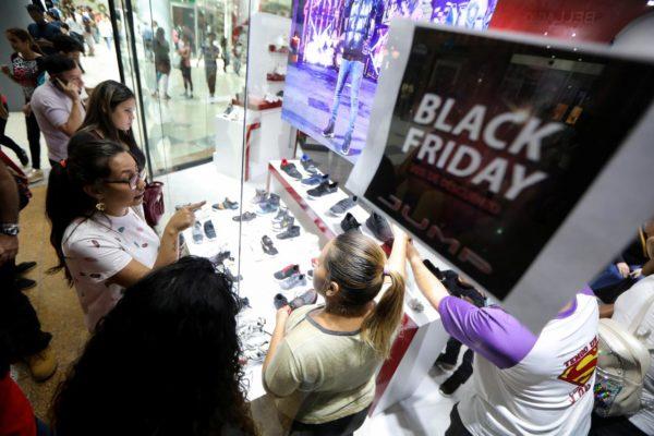 Fedecámaras valoró positivo el «Black Friday» a pesar de la situación económica