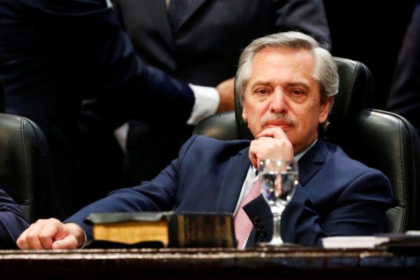 Alberto Fernández: Debe haber una salida negociada a la crisis en Venezuela