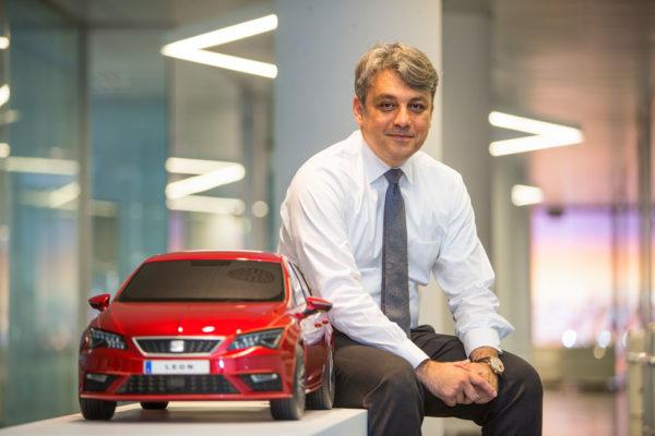Presidente de Seat, el favorito para liderar grupo Renault