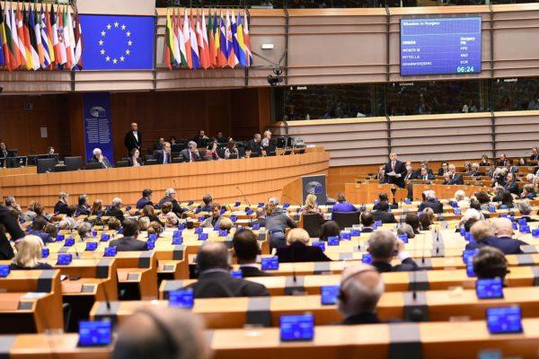 Eurocámara y Consejo retomarán el lunes la negociación del presupuesto UE 2020