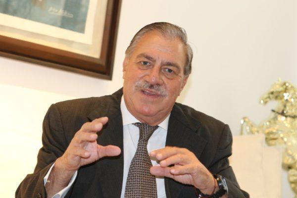 Socías López: El único riesgo de Maduro es una