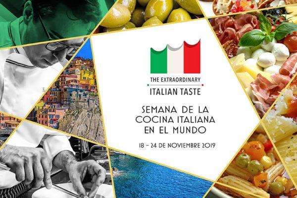 Llega a Caracas la IV edición de la Semana de la Cocina Italiana en el Mundo