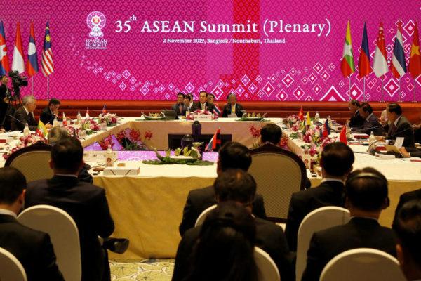La ASEAN aboga por el apoyo de sus socios externos para la seguridad regional