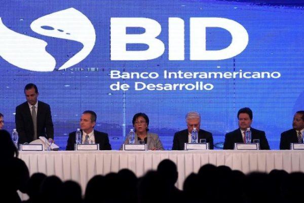BID dispondrá recursos no asignados a países «frágiles» como Venezuela y Haití por coronavirus