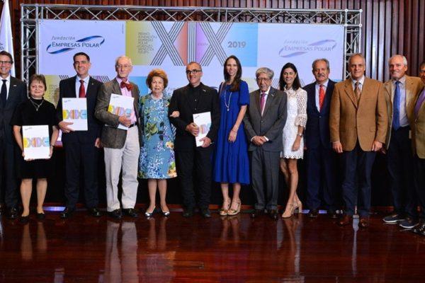 Cuatro científicos venezolanos obtuvieron el premio Mendoza Fleury