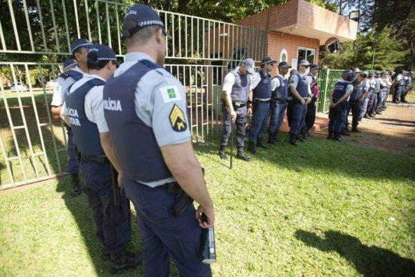 Representantes de Guaidó ocupan parte de la embajada de Venezuela en Brasilia