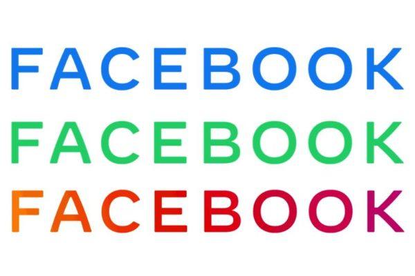 Facebook creó un nuevo logotipo para diferenciar entre empresa y red social