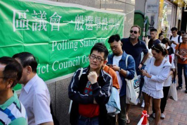 Hong Kong ofrece ayuda de US$1.290 dólares a cada residente mayor de 18 años