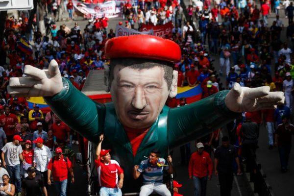 Maduro por teléfono a marcha chavista: «Hemos tenido la victoria de la paz perfecta»