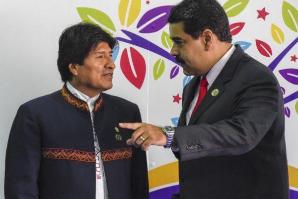 Evo Morales reveló que Venezuela, Cuba y Argentina ofrecieron tratarlo por COVID-19