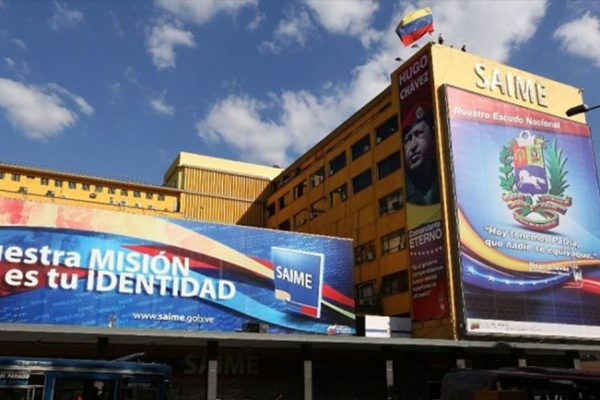 Oficinas del Saime seguirán habilitadas para jornada especial de cedulación pre-electoral