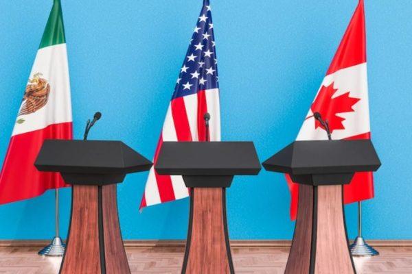 EEUU mantendrá cierres fronterizos con México y Canadá hasta el 20 de agosto
