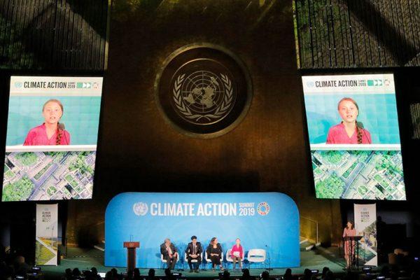 Secretario general de la ONU pide cesar «guerra contra la naturaleza»