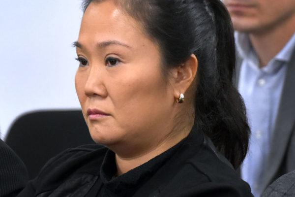 Concluye primera audiencia de pedido de prisión contra Keiko Fujimori por caso Odebrecht
