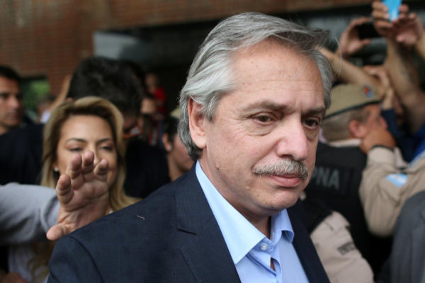 Alberto Fernández sobre Venezuela: «Los derechos humanos no tienen ideología, si se violan se violan»