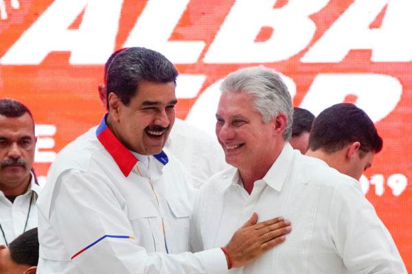 ALBA cierra filas en Cuba frente a «política agresiva» de EEUU